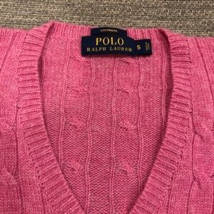 Polo by Ralph Lauren Sweaters - Ralph Lauren Cable Knit Cashmere Sweater